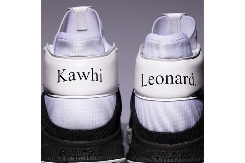 3e028c6a49 Kawhi Leonard's New Balance OMN1S Sneaker Preview | HYPEBEAST