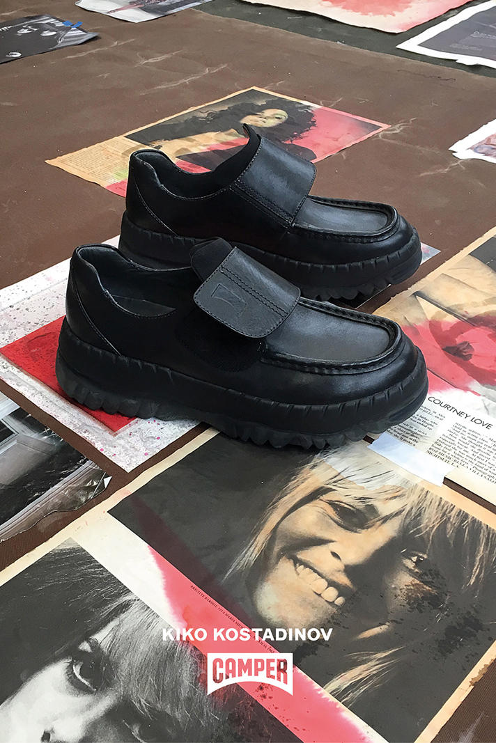 Kiko Kostadinov Camper Together SS19 spring summer 2019 Footwear collaboration collection drop release date info colorways Teix 1997 model release date february 2019 drop info buy