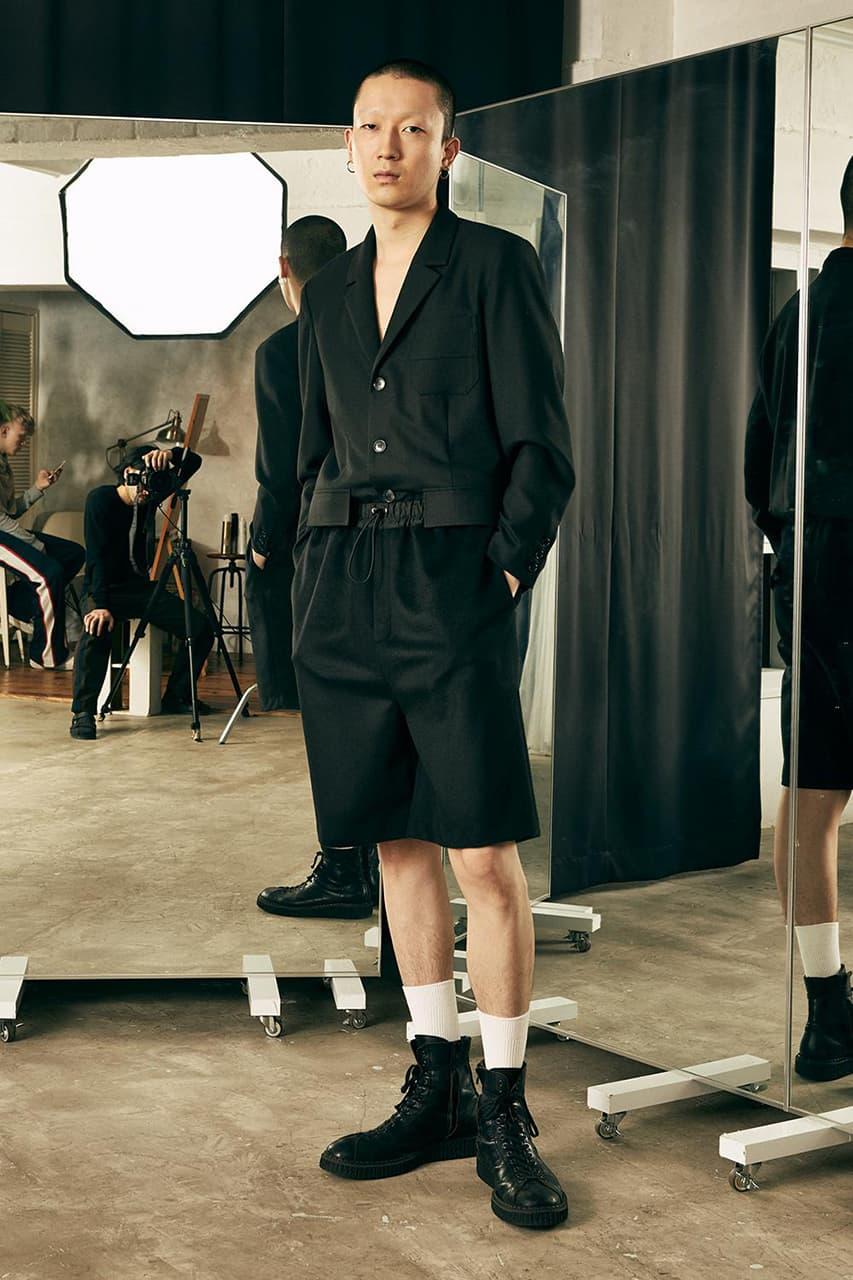 KINDAGARDEN Explores Sartorial Streetwear Silhouettes for FW19