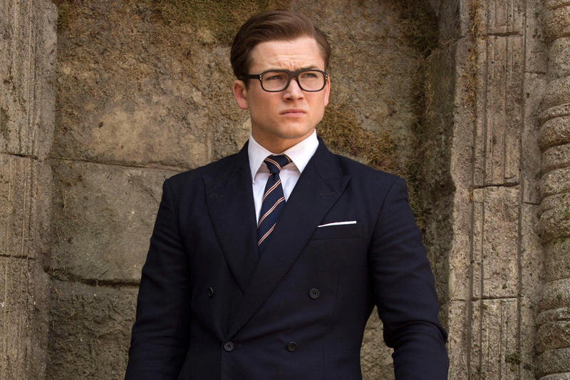 'Kingsman 3' Delayed to 2020 movies films 20th Century Fox Taron Egerton Colin Firth Mark Strong elton john