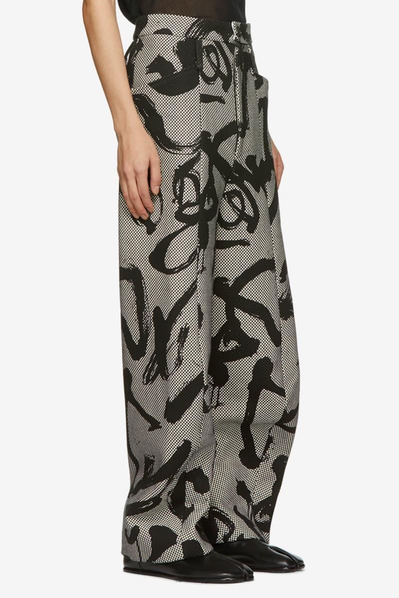 KOZABURO Firefighter Sashiko Trousers Release Info Japanese designer black white