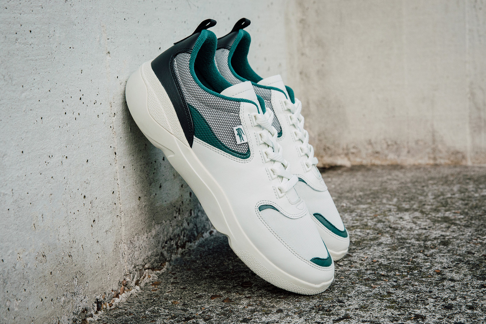 Lacoste WildCard Sneaker Spring Summer 2019 Tennis Chunky archives shoe