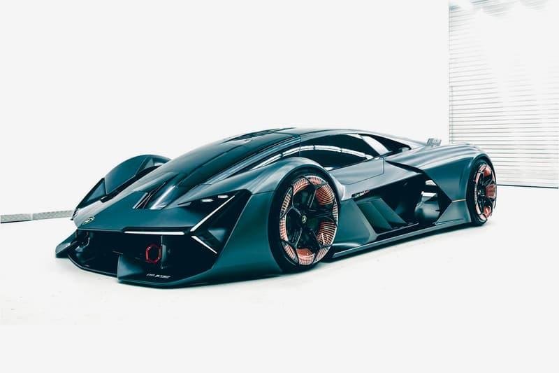 Lamborghini Lb48h Terzo Millennio Concept First Look Hypebeast