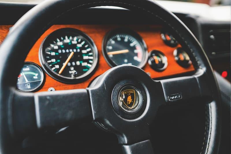 Lamborghini LM002 RM Sotheby's Auction Amelia Island Florida Italian