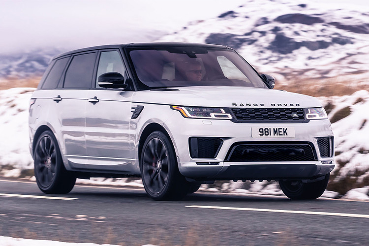 9d9755dcdeb Range Rover Sport Gets a Hybrid-Power Update