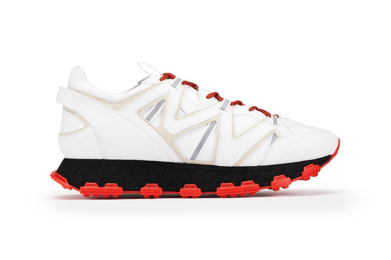 Lanvin Lightning Sneaker Spring Summer 2019 Track Hiking Runner Footwear Buy Purchase Cop First Look