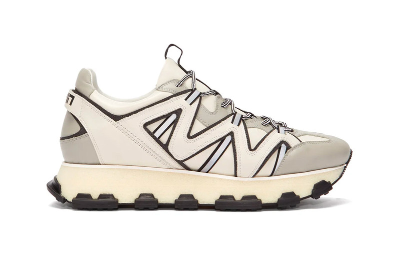 huge discount 0b86a dde1f Lanvin s Trail-Runner Lightning Sneaker Is Now Available