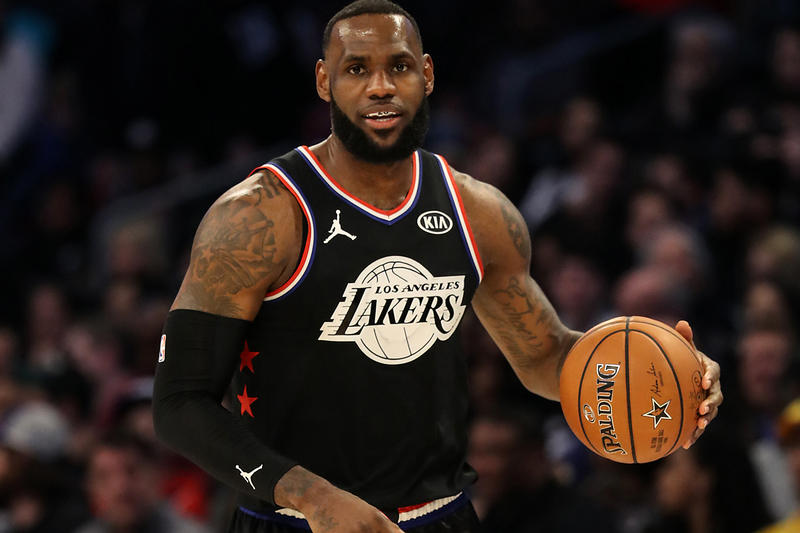 LeBron James Confirms 'Space Jam 2' Filming to Begin This ...