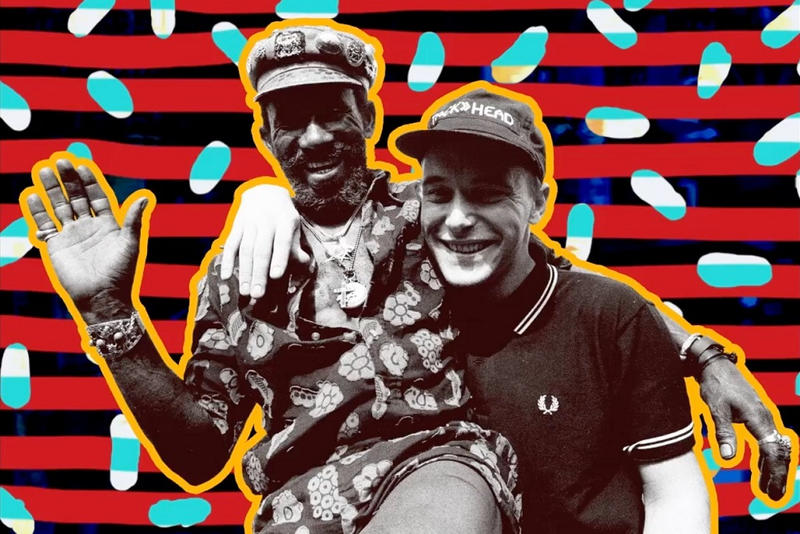 LEE SCRATCH PERRY adrian sherwood African Starship rainford stream song track listen soundcloud new music 2019 project album collab collaboration