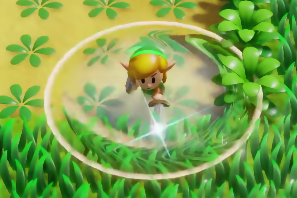 Legend Of Zelda Links Awakening Switch Remake Info Hypebeast
