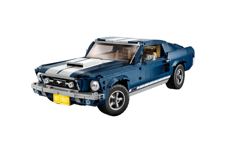 LEGO Creator Expert Ford Mustang Model Release | HYPEBEAST