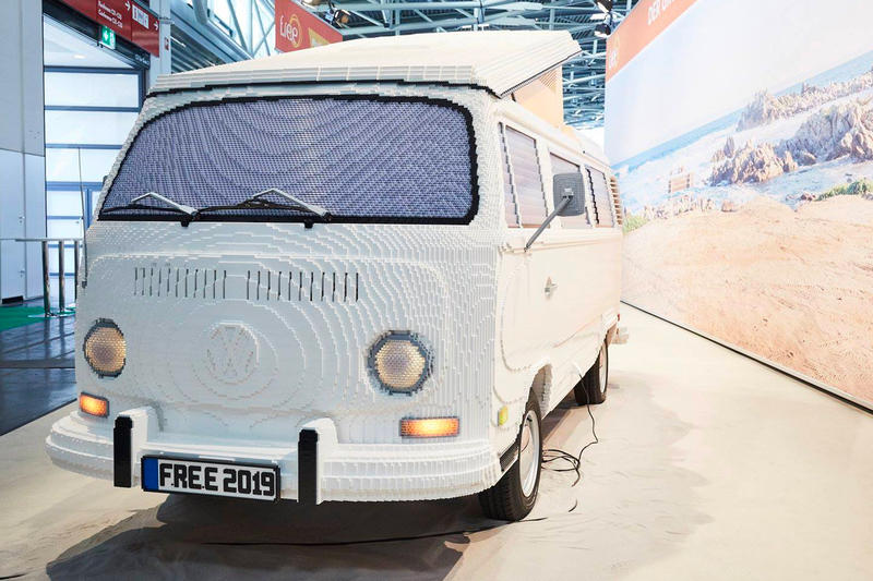 LEGO Volkswagen Type 2 Van