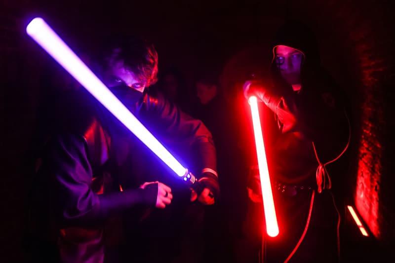 Lightsaber Dueling Becomes Official Sport in France star wars Darth Vader