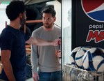 Lionel Messi & Mo Salah Star in Latest Pepsi Max Football Commercial