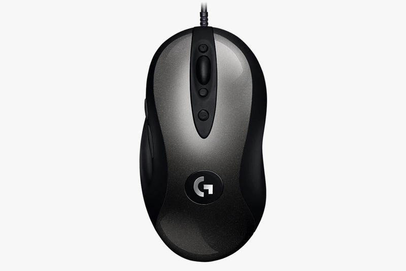 975f927b41f Logitech G MX518 Gaming Mouse Revamp 2019 Nightfall