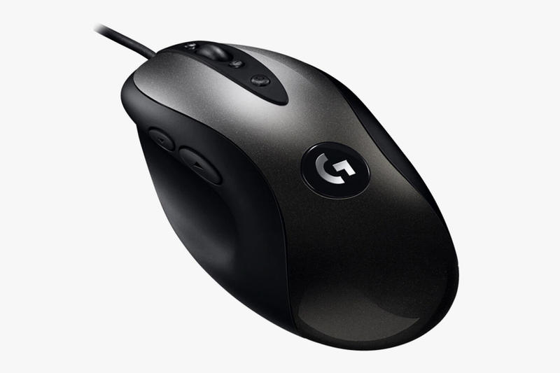 Logitech G MX518 Gaming Mouse Revamp 2019 Nightfall