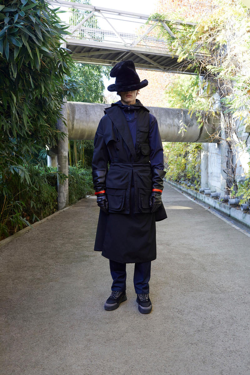 """3288e3bdd4d Designing in terms of """"luxurious clothing"""" and not so much """"fashion."""" louis  vuitton mens pre fall 2019 collection lookbook ..."""
