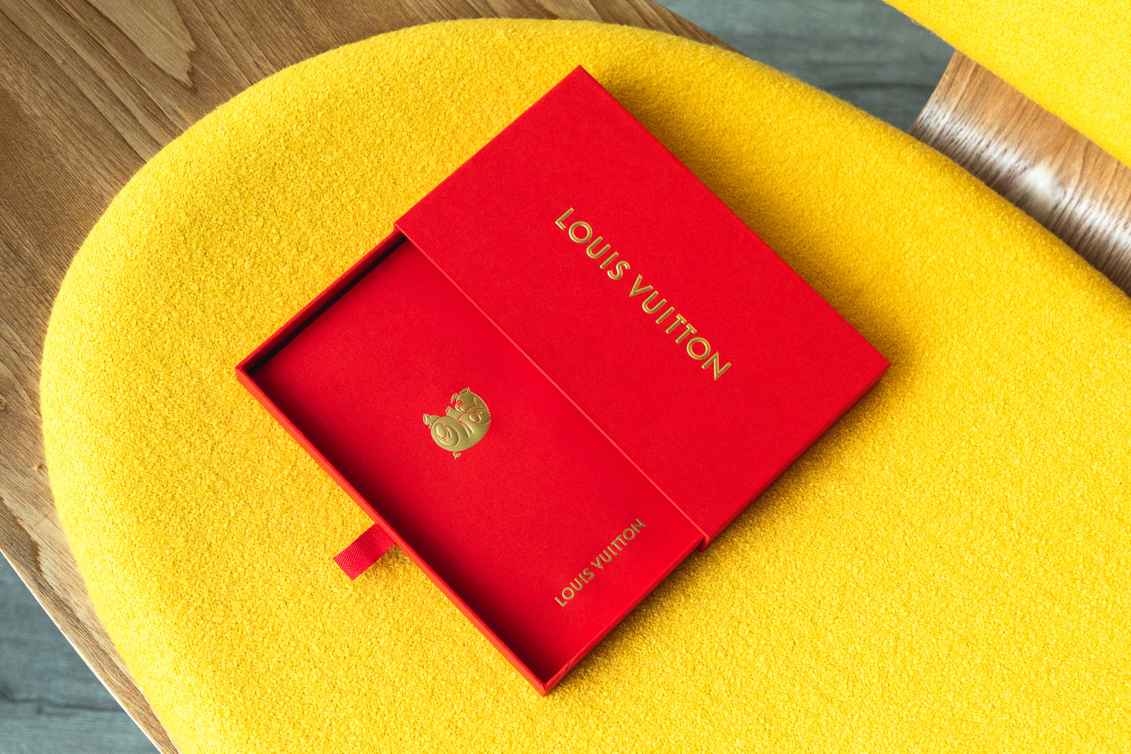 Lunar New Year Red Pockets Hypebeast Top Picks  Gucci Louis Vuitton Fendi Celine Loewe Cartier Versace Givenchy Dior
