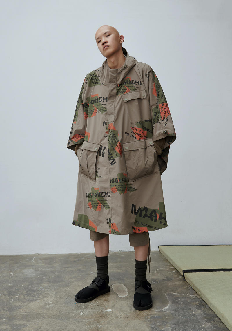 maharishi Spring 2019 Lookbook