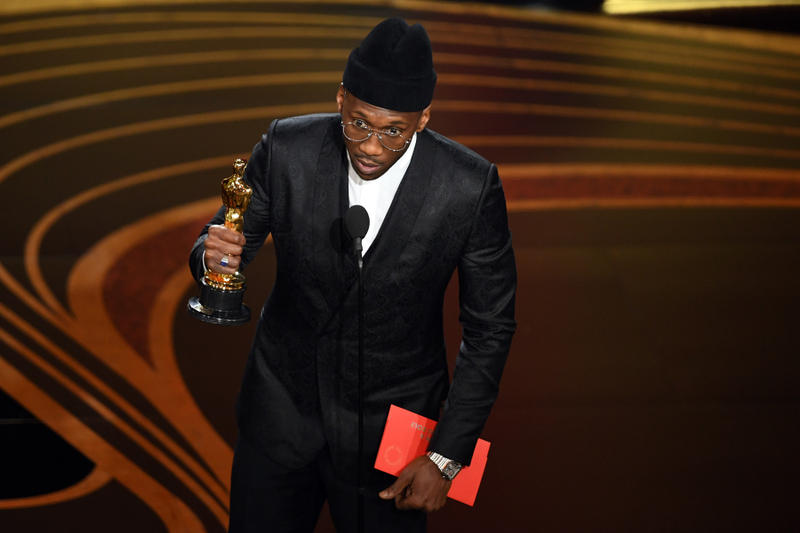 Mahershala Ali Nabs Second Oscar for Best Supporting Actor green book 91st academy awards