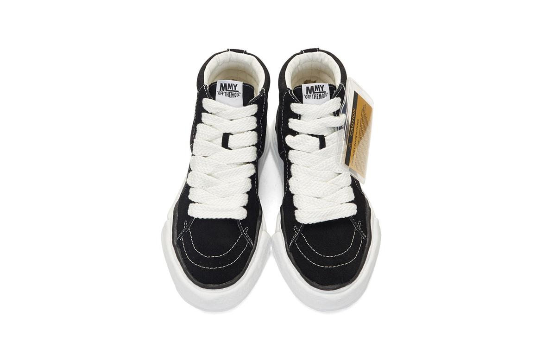 Maison Mihara Yasuhiro SS19 Vans-Like Sneakers  212ccd2db