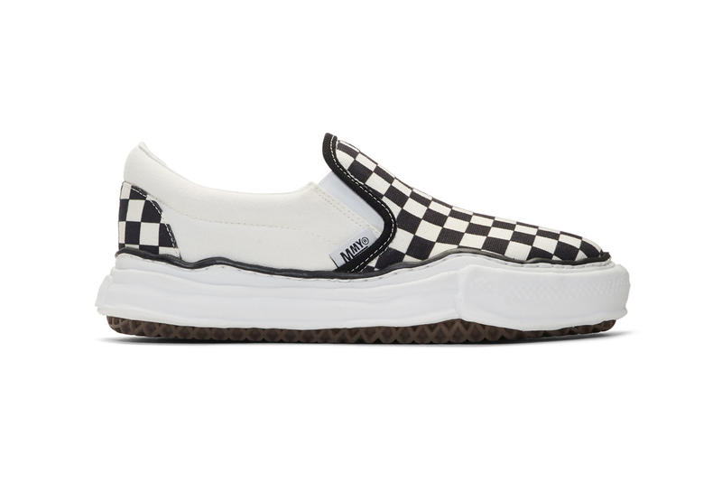 Maison Mihara Yasuhiro SS19 Vans-Like Sneakers spring summer 2019 original  sole aedb5eed1
