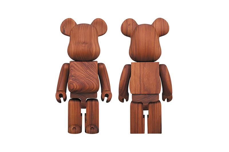 Medicom Toy BE@RBRICK Karimoku PAO ROSA 400% Rose Wood Release Details Drop Buy Purchase Cop Collectibles