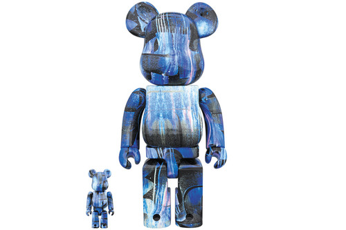 Medicom Toy and Rostarr Come Together for 100% & 400% BE@RBRICKS