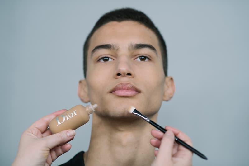 makeup make up mens womens beauty cosmetics fenty rihanna hims milk christian dior chanel daniel kaluuya ezra miller luka sabbat david beckham amber amos tynan sinks andrew dudum hers
