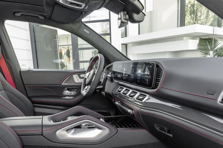 Mercedes-Amg GLE 53 SUV Info