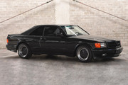 """This 1989 Mercedes-Benz 560 """"Pre-Merger"""" AMG Is Now up for Auction"""