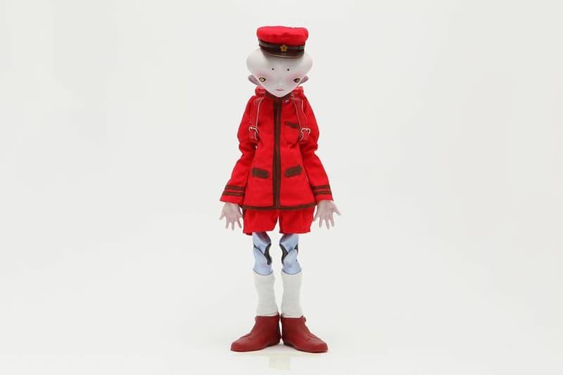 monsters manga murakami paris exhibition musee en herb artworks sculptures