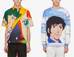 MSGM Shirts Inspired by 'Attacker You!' Anime Available Now
