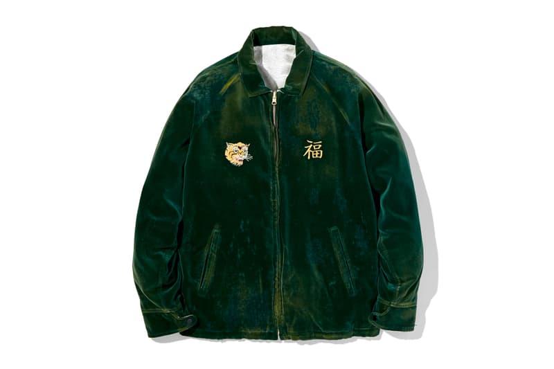 NEIGHBORHOOD SS19 Collection Drop 1 spring summer 2019 souvenir jackets Shinsuke Takizawa