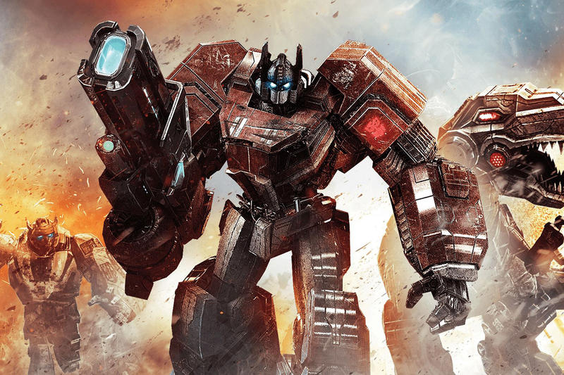 Netflix 'Transformers: War for Cybertron' | HYPEBEAST