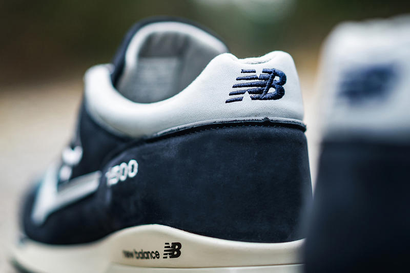 New Balance 1500 1530 Anniversary Pack Sneakers Shoes Trainers Kicks Footwear Cop Purchase Buy Available Now 43einhalb Store Online Webstore €179.95 Euro White Navy Blue Colorway