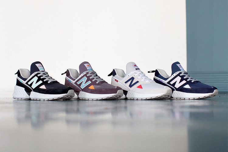 more photos a7d3a 63b46 New Balance 574 Sport | HYPEBEAST