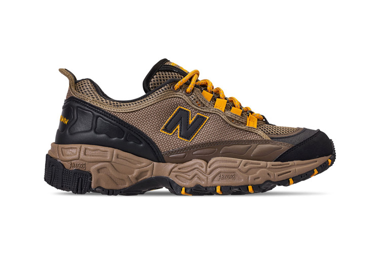 premium selection 9db21 f8e65 The New Balance 801 Receives a Trail-Ready
