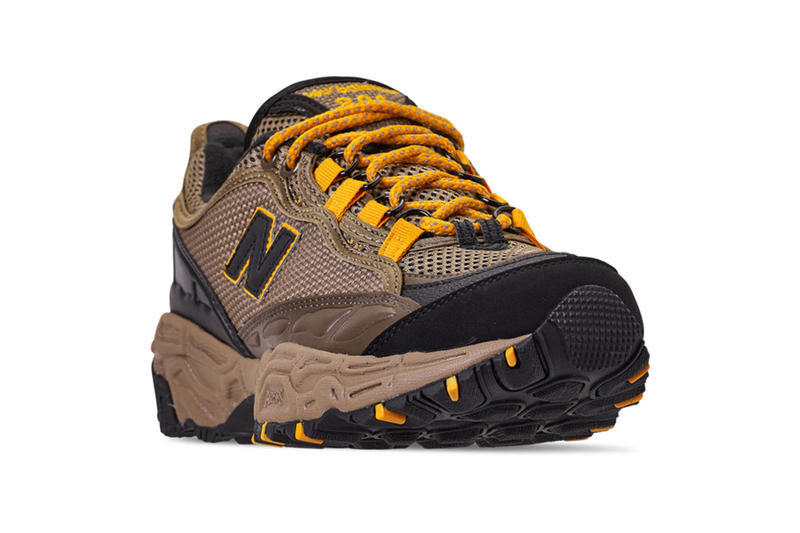 New Balance 801 ML801SB Release Info Date Brown Yellow Black Trail