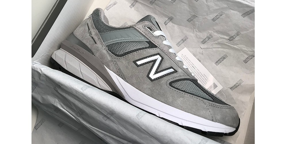 New Balance 990v5 First Look   HYPEBEAST
