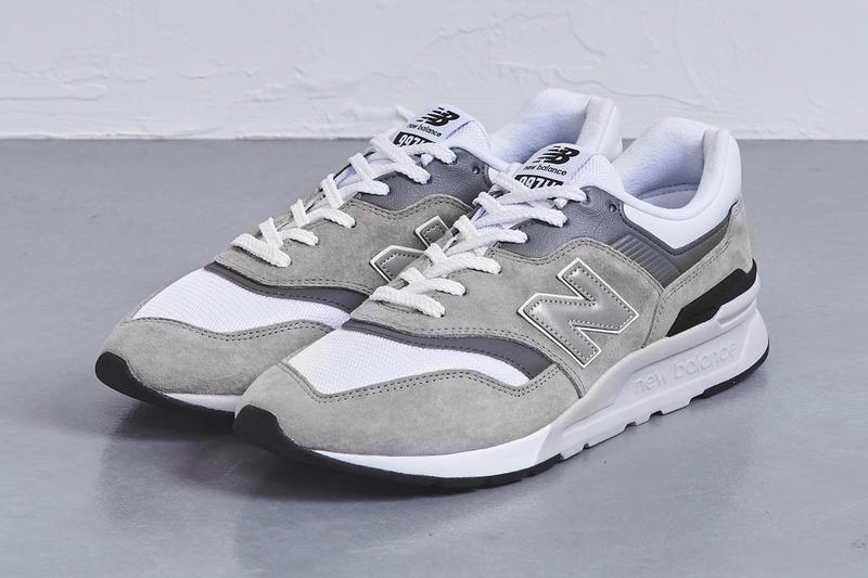 New Balance 997H Receives a United Arrows Upgrade white grey drop release date preorder link images price footwear