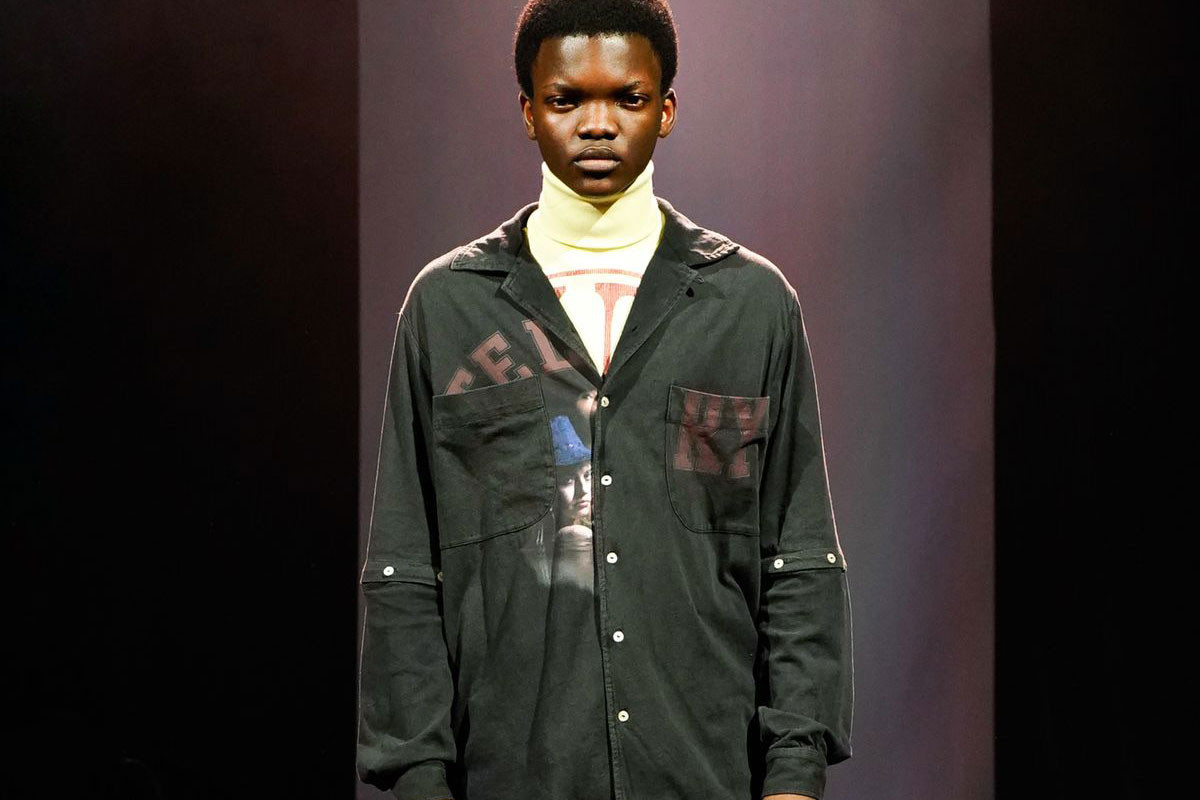 New York Fashion Week FW19 Five Best Moments 5 list fall winter 2019 bode kozaburo john elliott lebron icon lexus ux car wheel nike palm angels deveaux runway presentation show sundae school ka wa key opening ceremony vaquera gypsy sport dior hajime sorayama new balance n hoolywood eckhaus latta ugg geller rober lululemon todd snyder descente japan overcoat diversity collaborations maryam nassir zedeh Vasilis Loizides PALOMO SPAIN Francesco Ragazzi nyfw roundup