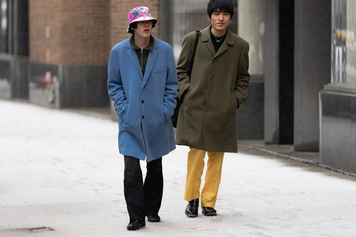 Street Style Savants Braved the Elements for New York Fashion Week FW19's Final Shows