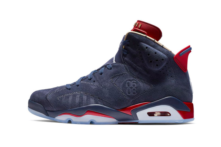 1a2882edea8 Nike Revives Air Jordan 6 Doernbecher Freestyle for 15th Anniversary