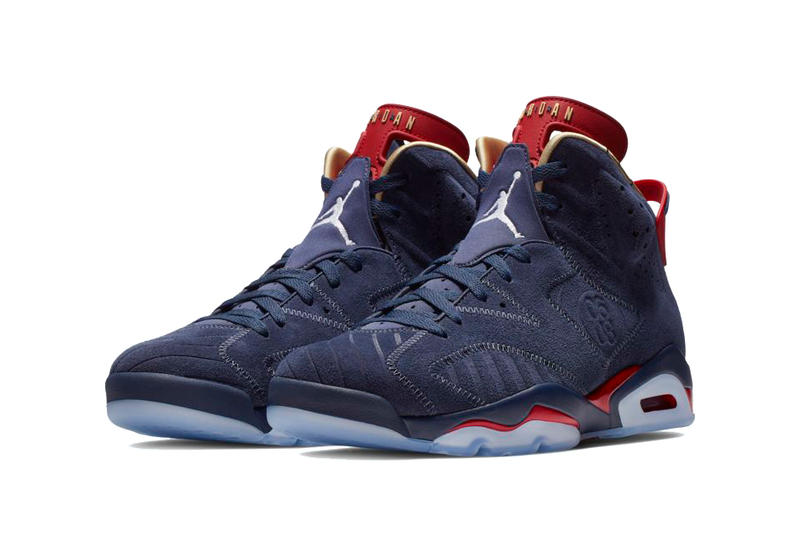 "Air Jordan 6 ""Doernbecher"" Retro Release Info return drop date buy jordan dark colorway february 23 2019 snkrs vi freestyle"