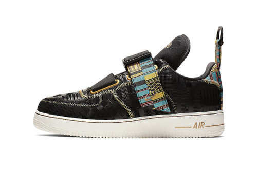 """Nike Adds the Air Force 1 Utility to """"BHM"""" Pack"""