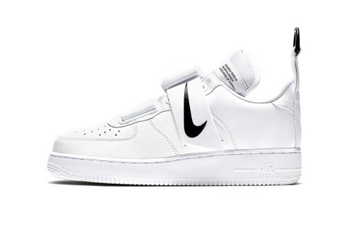 Nike's Air Force 1 Utility Gets Dipped in All-White