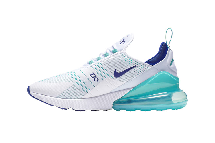 huge discount 782f1 28904 Nike Air Max 270 Cools Down With