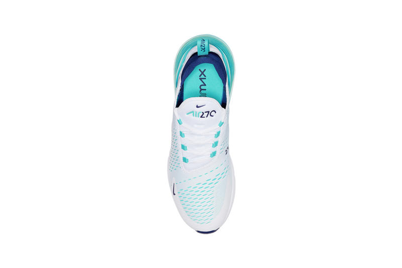 Nike Air Max 270 Hype Jade Colorway Release Date Hypebeast