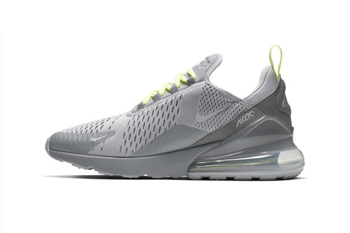 Nike's Air Max 270 Surfaces in Volt-Tinged Colorways